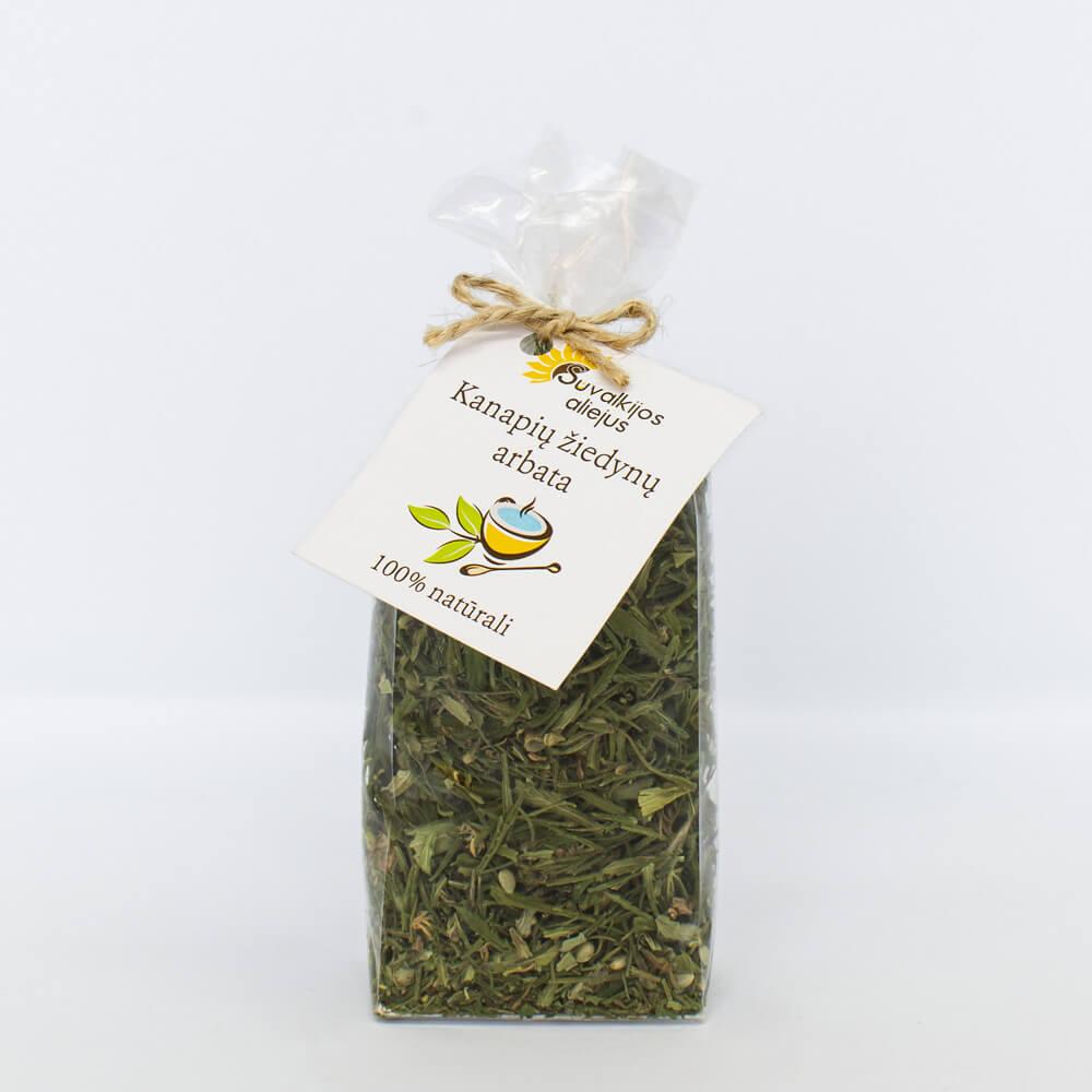 Kanapių arbata, 20 g.